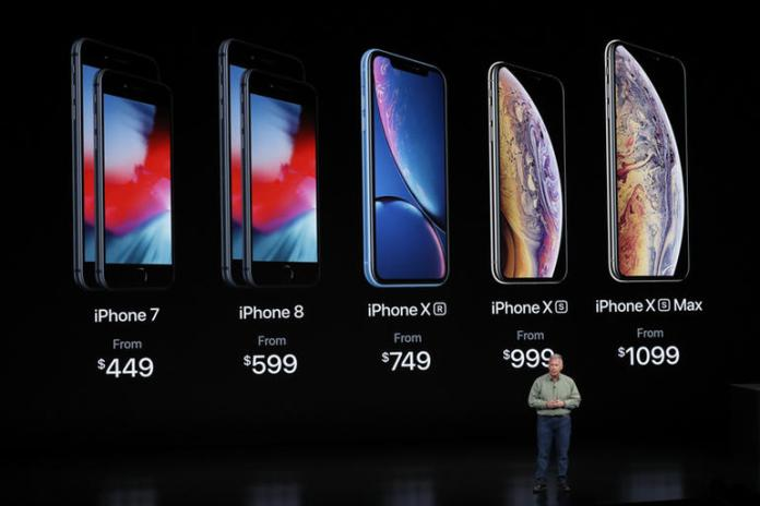 Apple iPhone XS, iPhone XR, iPhone XS Max Pricing & availability in India