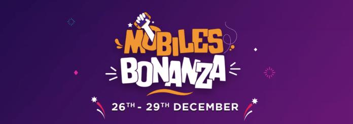 Flipkart Mobile Bonanza Sale: Upto Rs 18000 Off [26 - 29 Dec. 2018]