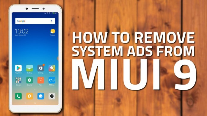 How to Disable Ads on Miui Devices