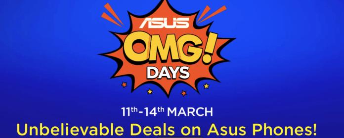 Asus OMG Days Offers On Flipkart