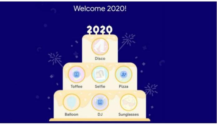 Google Pay 2020 Loot – Trick To Get Disco, Selfie Stamps & Get 2020 in Bank