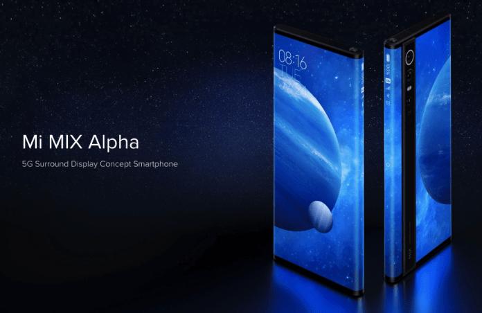 Xiaomi Mi Mix Alpha Price in India on Flipkart & Amazon India