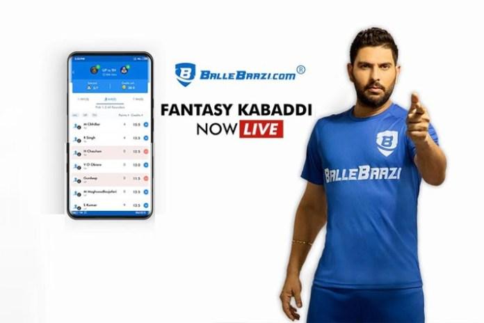 BalleBaazi - Best Fantasy Apps to earn Money