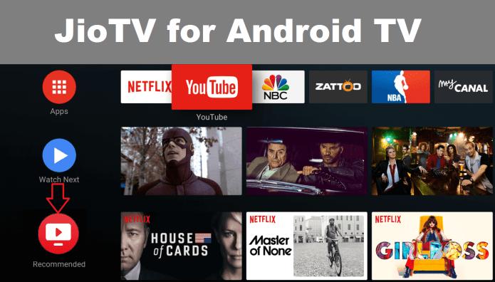 JioTV Mod Apk Download for Smart TV Users (2021)