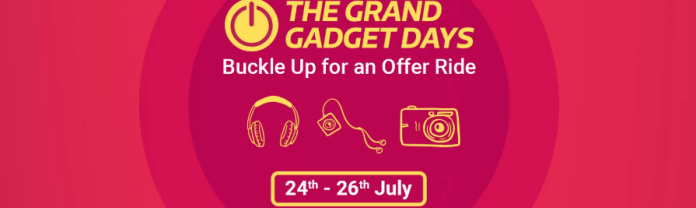 Flipkart Grand Gadget Days Sale