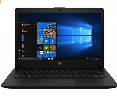 HP laptops under 25000 Rs in India