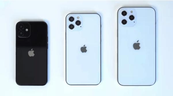 iphone 12 design leaks