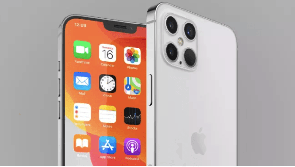 iphone 12 leaked images