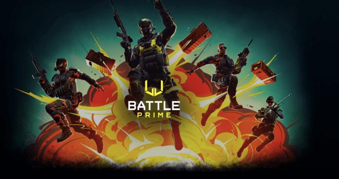 Battle Prime PubG Alternative
