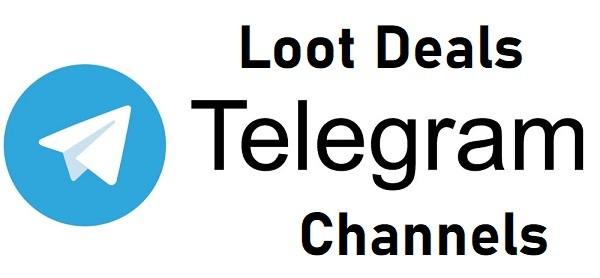 Best Telegram Loot Deals Channel list in India