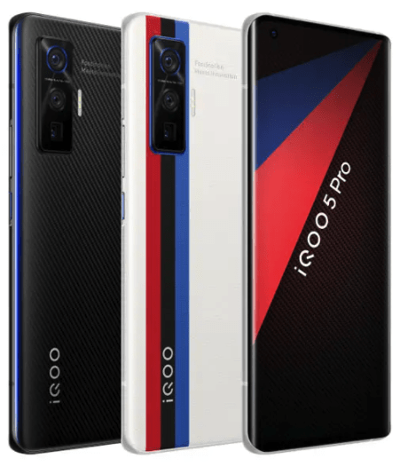iQOO 5G Smartphone with Snapdragon 865 Chipset