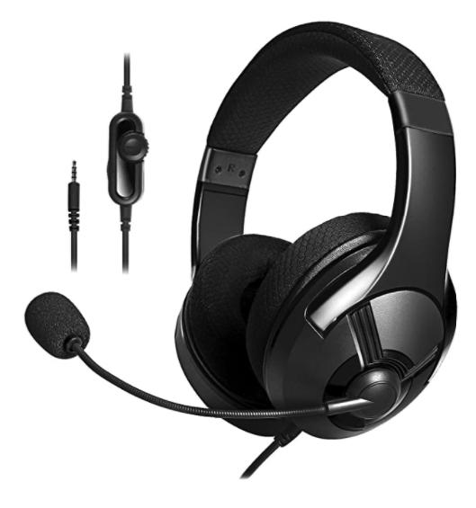 AmazonBasics Gaming Headphones under 2000 Rs