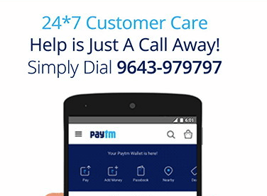 Paytm Customer Care Contact Number