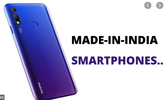 Complete List – Made in India Mobiles