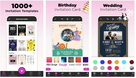 Best Apps for Invitation Maker