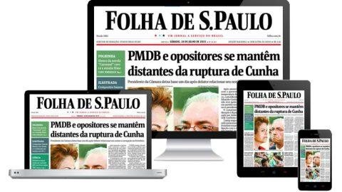 Assina a Folha por apenas R$ 9,90