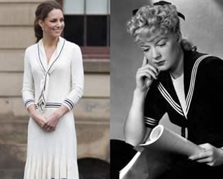 Стиль одежды 40-х годов: фото модной одежды и история моды