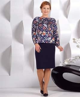 Фасоны юбок для женщин 50 лет - фото изящных моделей