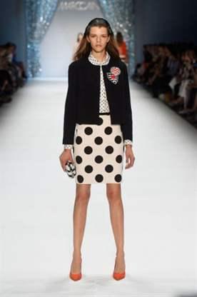 С чем носить юбку в горошек: фото лучших образов, модные ...