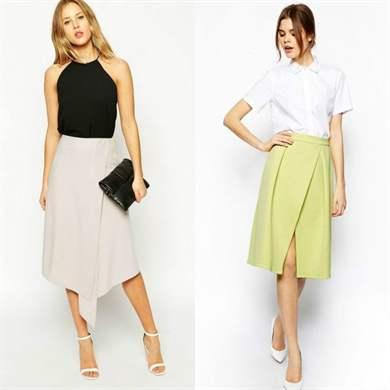Мода на юбки 2019 фото новинок актуальные модели и
