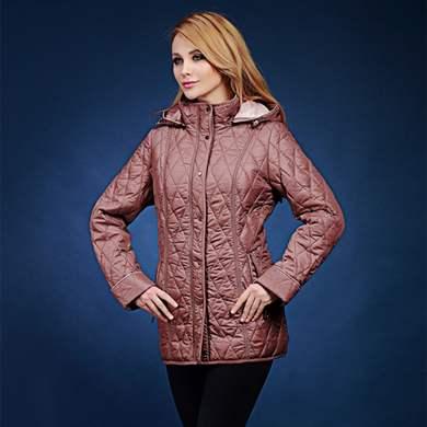 Мода на стеганые женские куртки 2019 г. с фото: лучшие ...