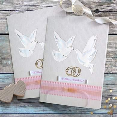 Как сделать легкие открытки к свадьбе, работникам
