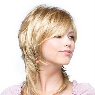 Женская стрижка Каскад на средние волосы 2020, фото-обзор ...