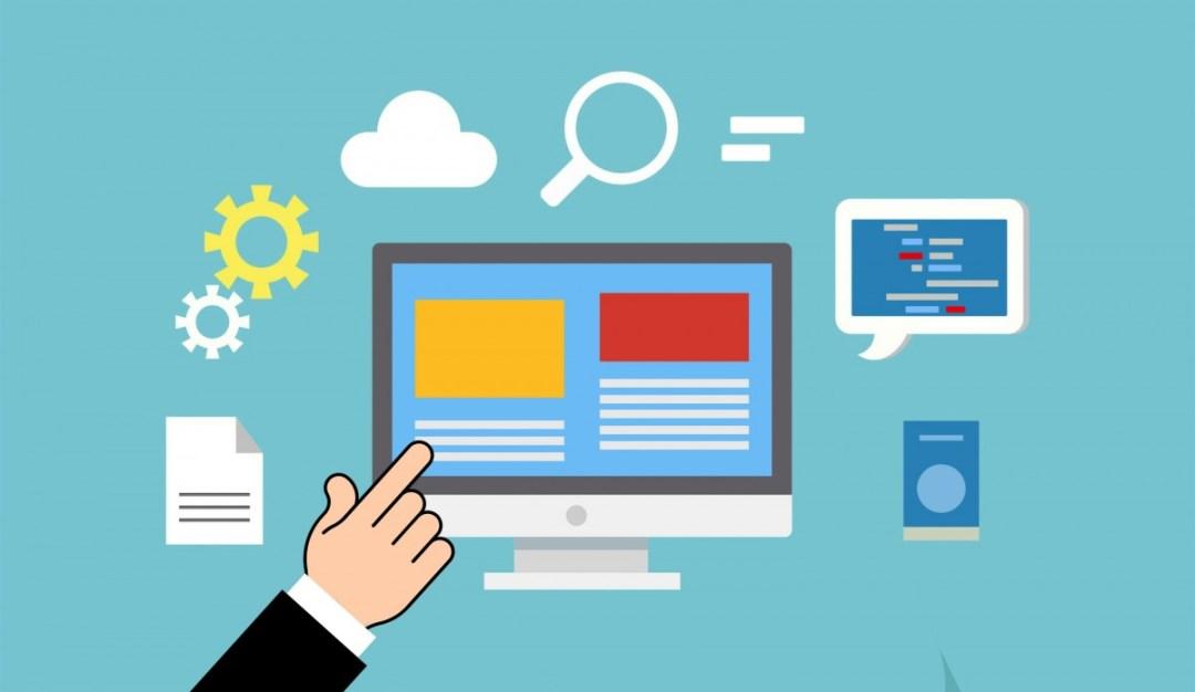 Effective Business Website Layout
