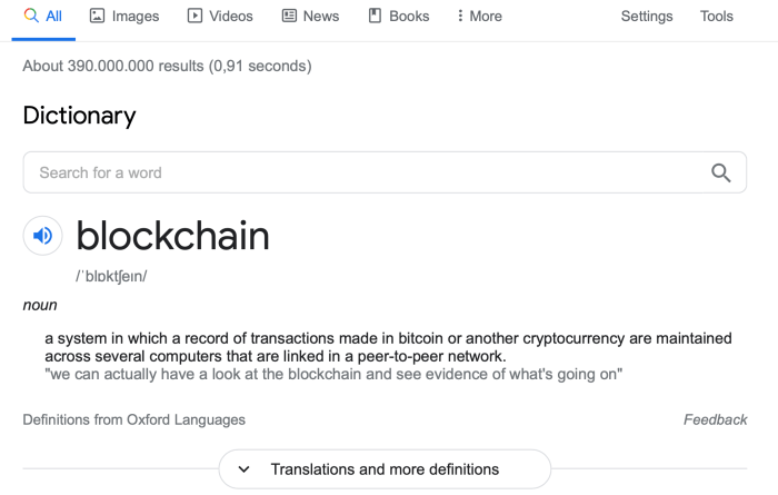 Blockchain Decentralised Finance Cryptocurrency