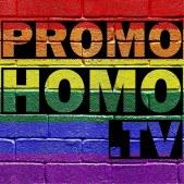 PromoHomo.TV Official Logo