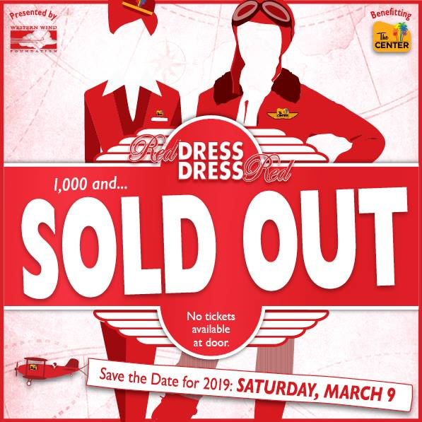 A CHANCE TO WIN RED DRESS PARTY TICKETS!!!