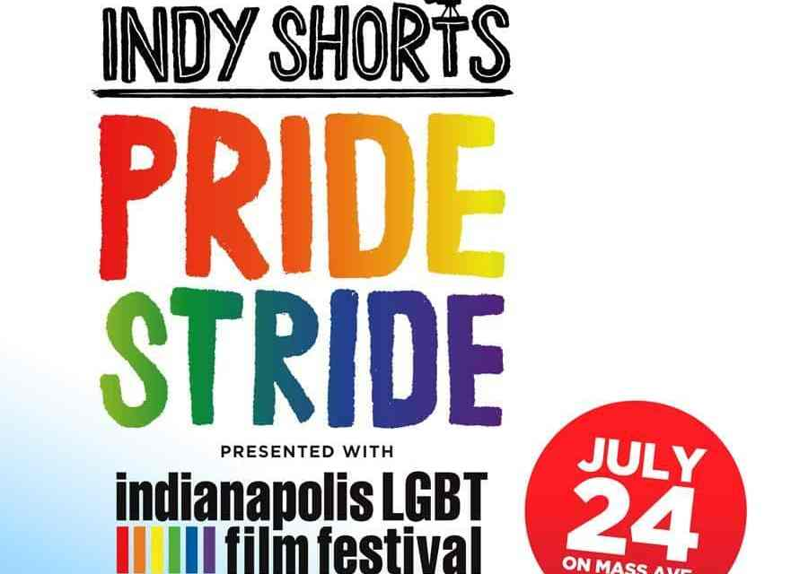 Indy Shorts: Pride Stride! Special Guest Leon Accord Profiled on PromoHomo.TV's #NotesFromHollywood