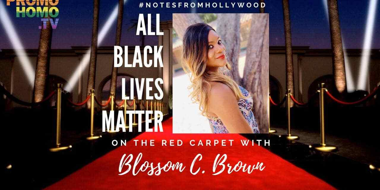 #AllBlackLivesMatter: Meet Blossom C. Brown
