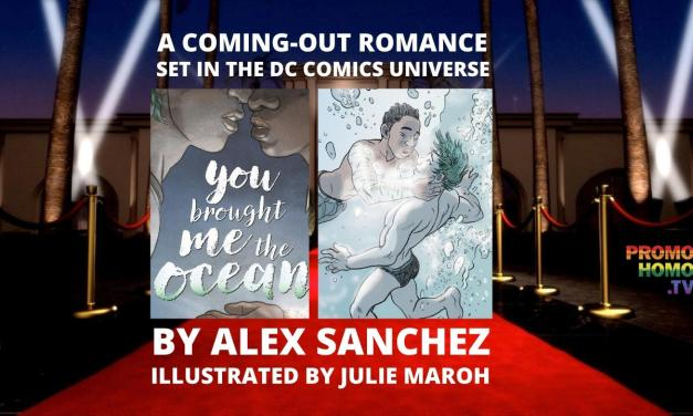 Gay Superhero at the Center of New Graphic Novel from the DC Universe