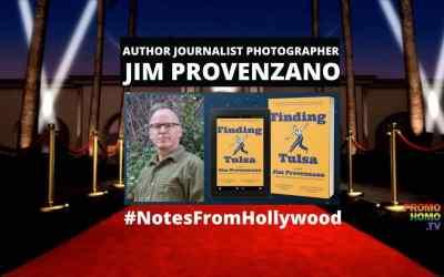 Author Jim Provenzano Discusses His LATEST Novel: Finding Tulsa