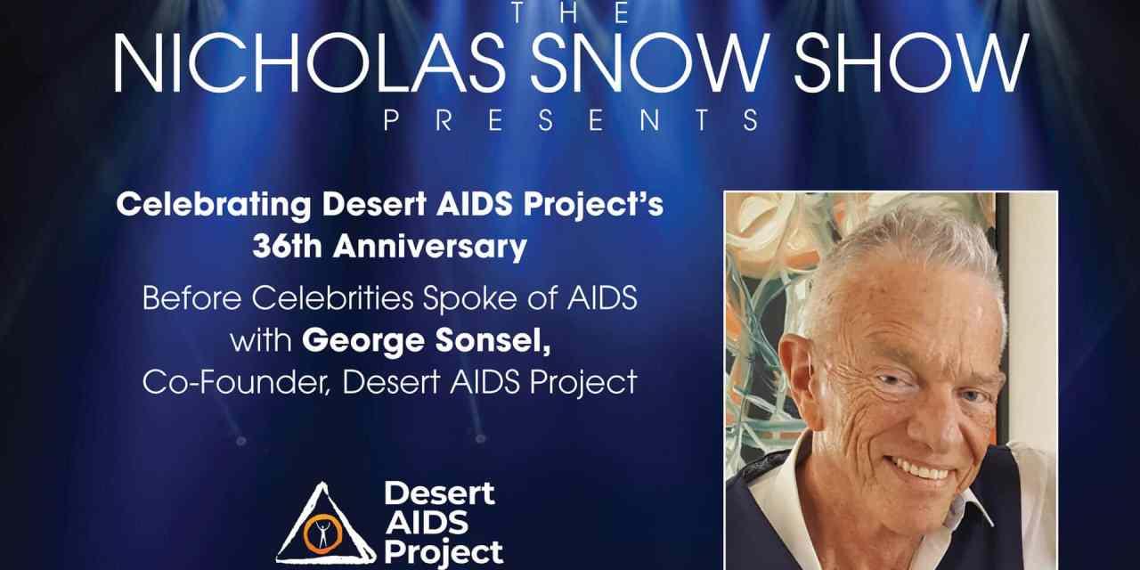 BEFORE CELEBRITIES SPOKE OF AIDS