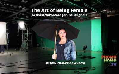 Fierce Ally of the LGBTQ+ Community: Janine Brignola