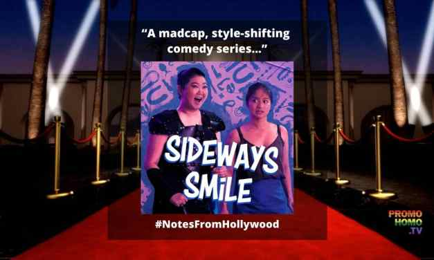 Sideways Smile: A (Hilarious) Queer, Asian-American Web Series