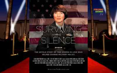 The Untold Story of Two Women in Love Who Helped Changed Military Policy   Surviving The Silence Doc