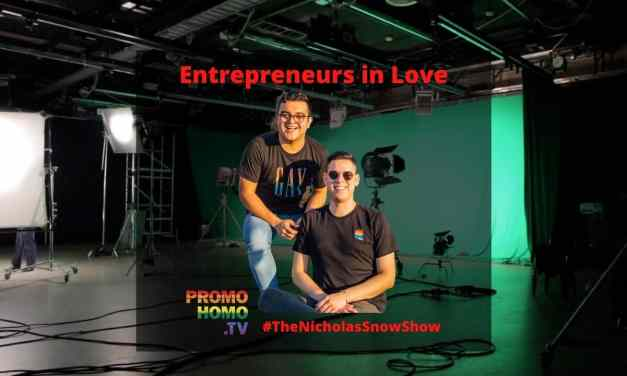 Entrepreneurs in Love: Meet Jesus and Sergio from GayPrideApparel.com