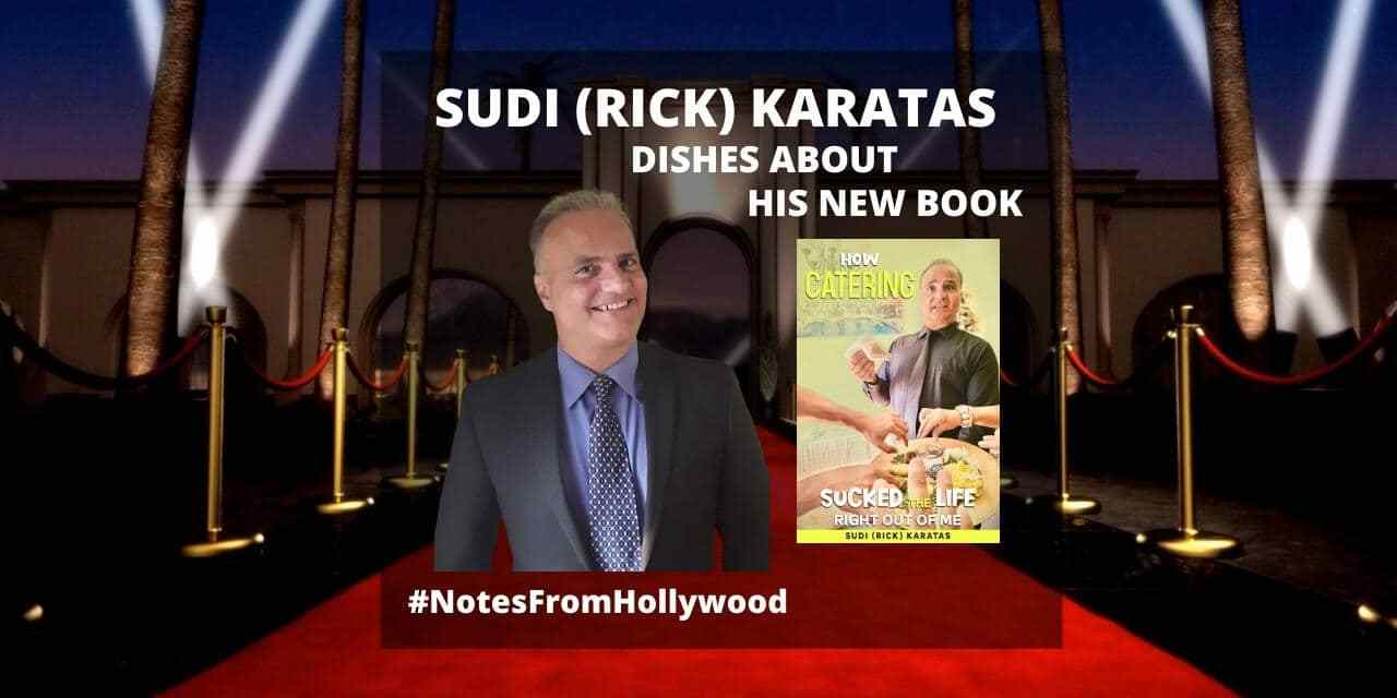 "Sudi (RIck) Karatas explains, ""How Catering Sucked The Life Right Out of Me"""