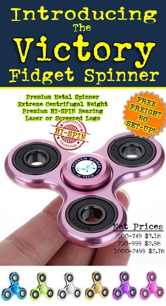 premium quality metal fidget spinners
