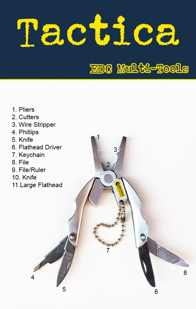 edc multi tool promo 11 tools in 1