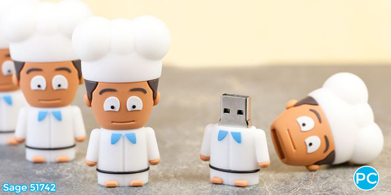 Promo Crunch. Home of The worlds best custom molded 3D USB flash drives. Turn your logo or product into a custom shaped flash drive for promotional marketing