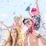 Sofitel Guarujá Jequitimar festeja o carnaval em grande estilo