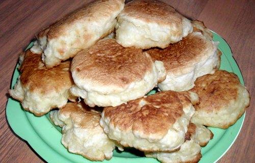 Рецепты на морозовском сайте. Оладьи. про Морозовск