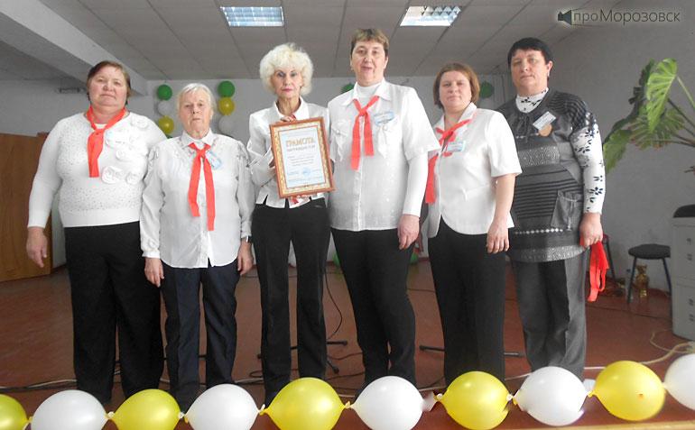 В Морозовске День инвалидов, соревнования, проМорозовск