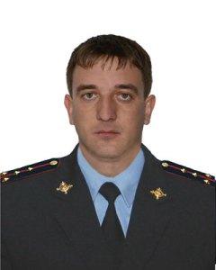 Морозовский участковый Гусаченко Александр Сергеевич
