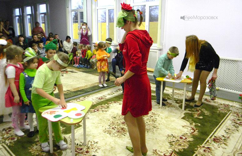 Детский сад Ромашка Морозовск Ростовская область