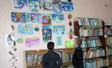 Морозовская библиотека Новый год